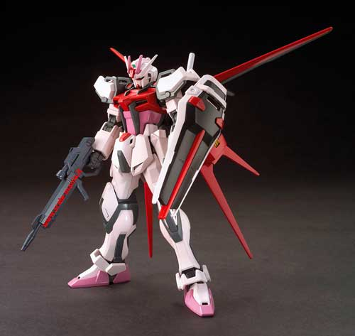 MBF-02+AQM/E-X01 Strike Rouge 1:144 HG Cosmic Era by Bandai