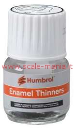 Diluente per vernici Enamel Thinners - boccetta 28ml by Humbrol