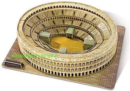 Colosseo in cartoncino by Modellogic