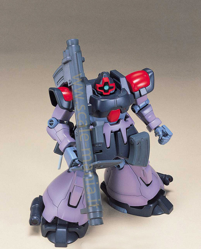 MS-09F Domtropen Space in scala 1:144 serie HGUC by Bandai