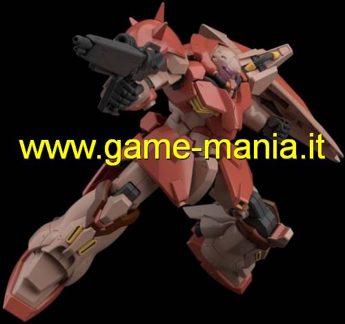 ME-02R Messer in scala 1:144 HGUC by Bandai