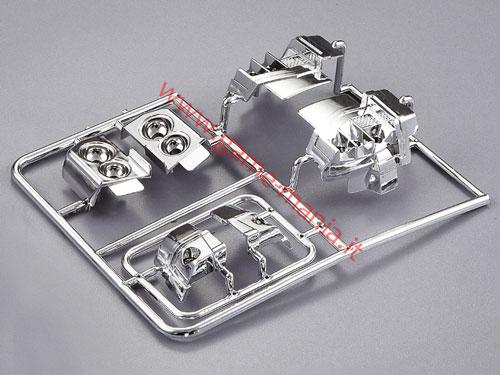 Carrozzeria Lancia Delta Integrale Trasparente 1 10 By