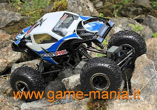 Maverick SCOUT - RTR crawler 4WD scala 1:10 completissimo