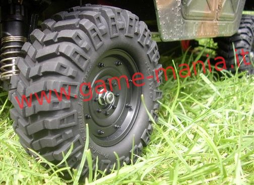 Coppia gomme 1.9 PROWLER XS con inserti by RC4WD