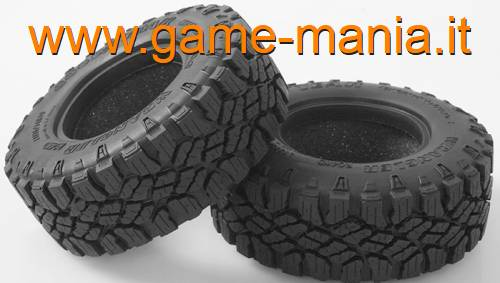 "Coppia gomme 1.9"" GOODYEAR WRANGLER DURATRAC con inserti by RC4WD"