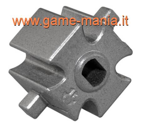 Blocchi (2) differenziali in lega per ponti SCX/Wraith by Axial