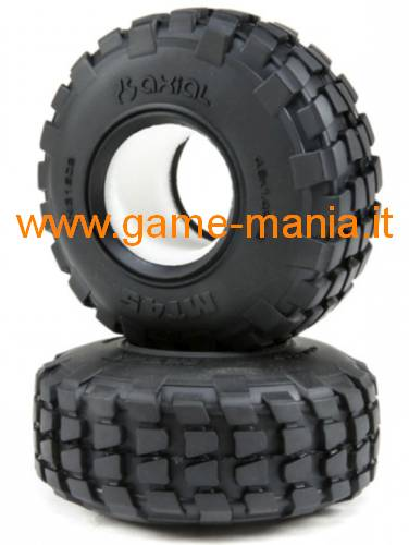 Coppia gomme 1.9 MT45 (R35-soft) by Axial