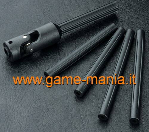 Set links e albero trasmissione per CMX passo 267mm by MST