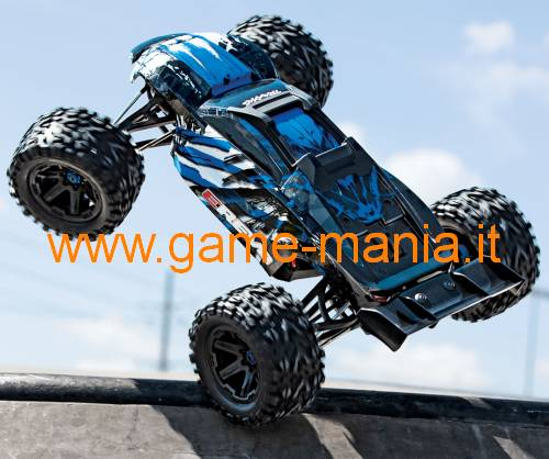 E-Revo 2.0 VXL monster truck 1:8 brushless by Traxxas