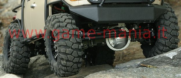 Coppia gomme 1.9 ROCK CRUSHER XT con inserti by RC4WD