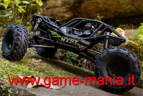 Axial RBX10 Ryft RTR NERO - brushless rock bouncer