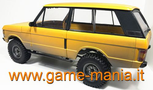 Range Rover classic carrozzeria in ABS passo 313mm by XS