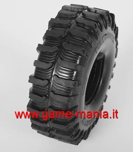 "Coppia gomme 1.7"" INTERCO BOGGER SUPER SWAMPER by RC4WD"