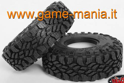 "Coppia gomme 1.9"" GOODYEAR WRANGLER DURATRAC 4.7"" by RC4WD"